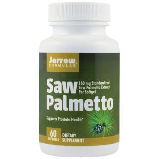 Saw Palmetto 160mg - 60 capsule gelatinoase moi - Jarrow Formulas