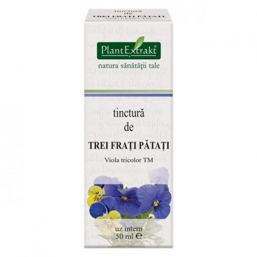 Tinctura de Trei frati Patati 50 ml (VIOLA TRIC.)