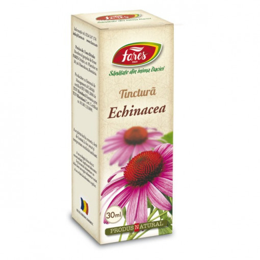 Tinctura Echinacea - 30 ml Fares