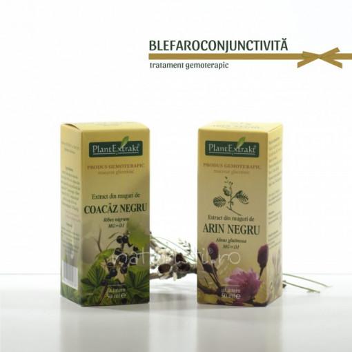 Tratament naturist - Blefaroconjunctivita (pachet)