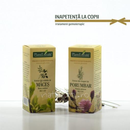 Tratament naturist - Inapetenta la copii (pachet)