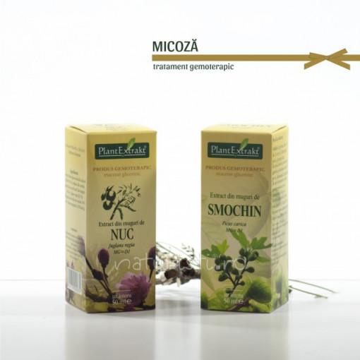 Tratament naturist - Micoza (pachet)