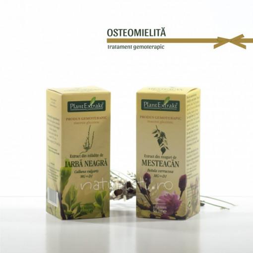 Tratament naturist - Osteomielita (pachet)
