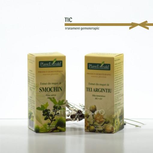 Tratament naturist - Tic (pachet)