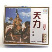 TianLi Ultra Power (Natural Potent) 4 fiole