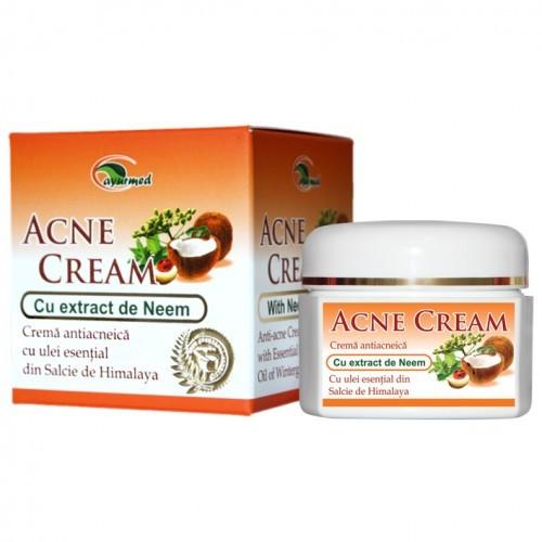 Crema antiacneica - Acne Cream - 50 ml