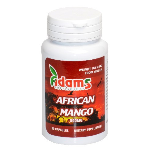 Poze African Mango - 60 cps