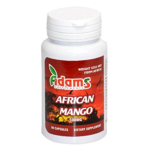 African Mango - 60 cps