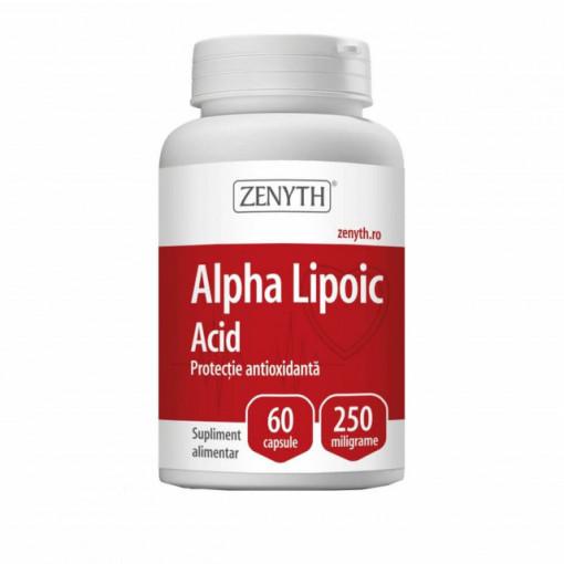 Alpha Lipoic Acid - 60 cps