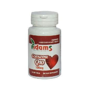 Coenzima Q10 100 mg - 30 cps