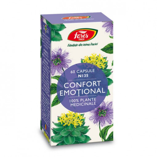 Poze Confort Emotional - 60 cps Fares