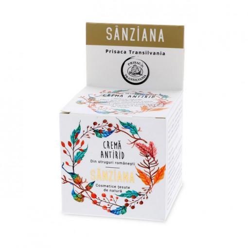 """Crema antirid - """"Sanziana"""" - 30 ml"""