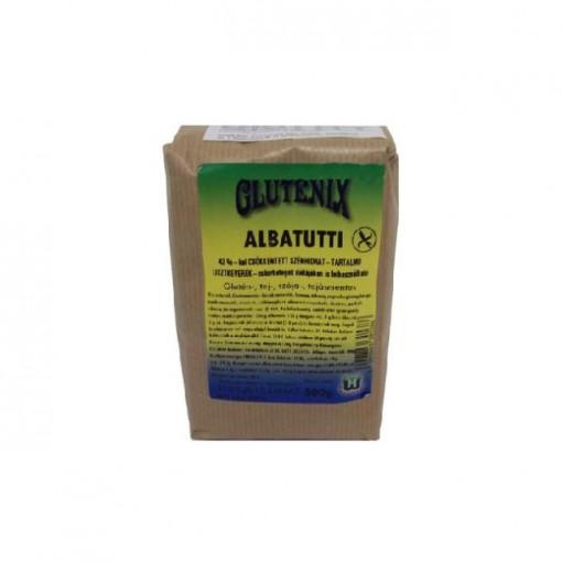 Faina (pt. diabetici) Albatutti fara gluten - 500 g - Glutenix