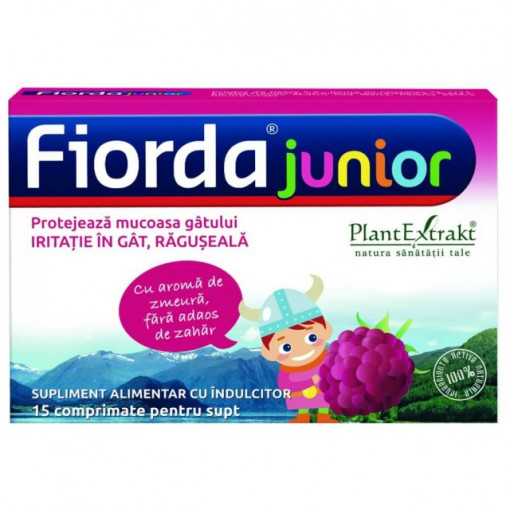 Fiorda Junior - 15 cpr