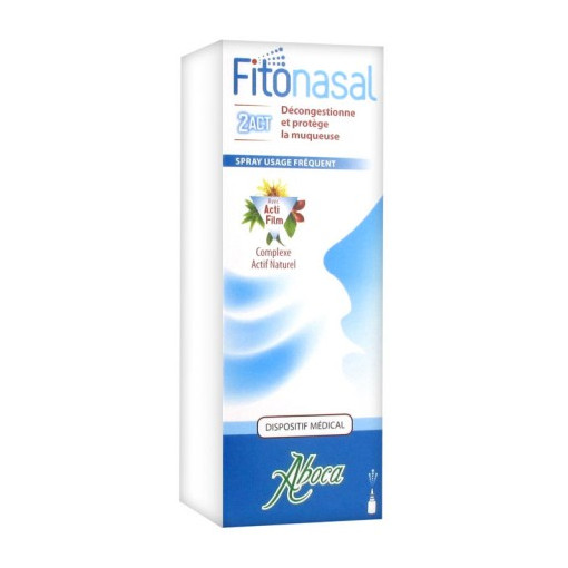 Fitonasal 2 Act spray - 15 ml