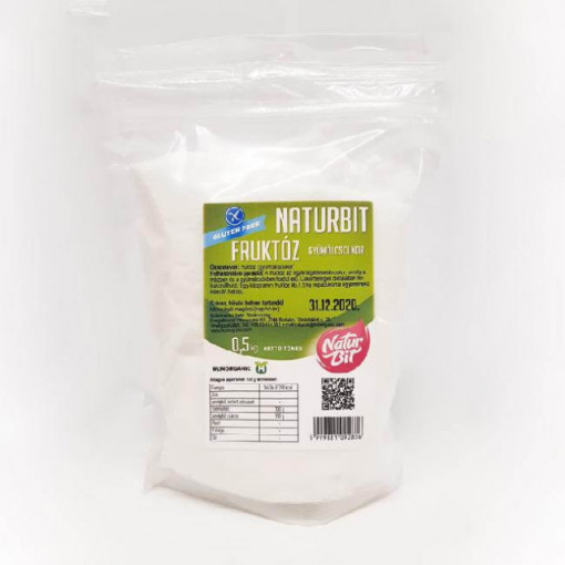 Fructoza Naturbit - 500 g