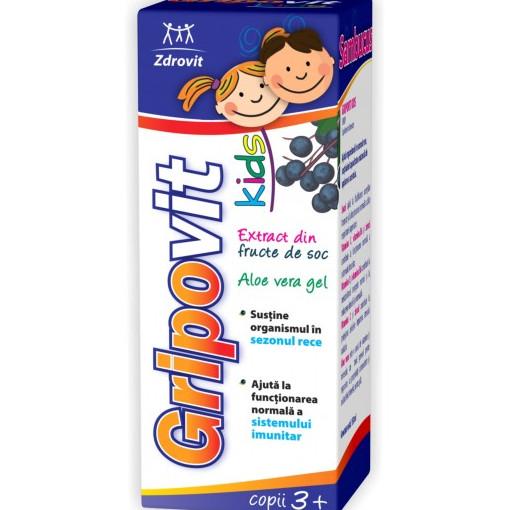 Gripovit kids sirop pentru copii - 150ml