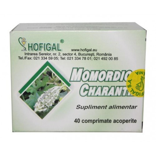 Poze Momordica 40 cpr Hofigal