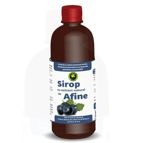 Poze Sirop afin 500 ml
