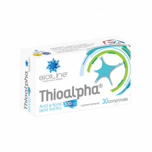 Thioalpha 300 mg - 30 cpr