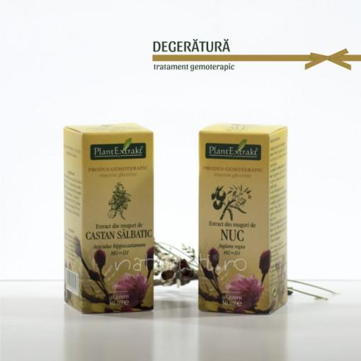 Tratament naturist - Degeratura (pachet)