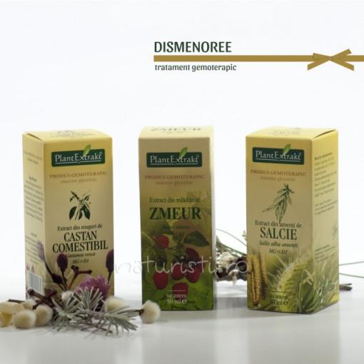 Tratament naturist - Dismenoree (pachet)