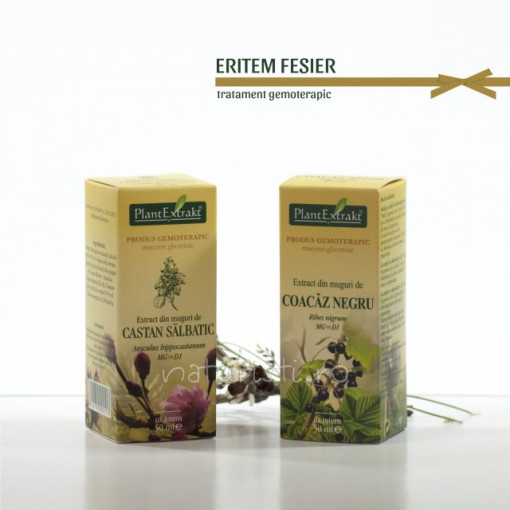 Tratament naturist - Eritem fesier (pachet)