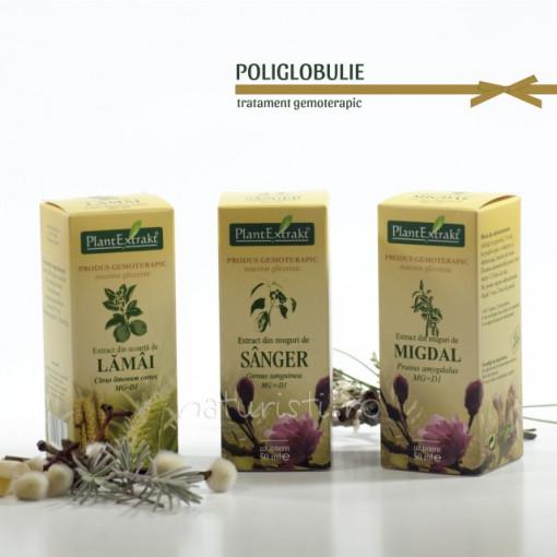 Tratament naturist - Poliglobulie (pachet)