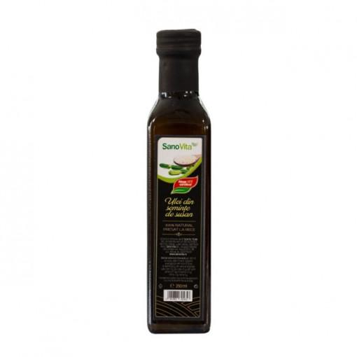 Ulei presat la rece de susan - 250 ml Sano Vita