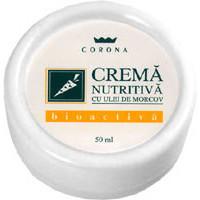 Crema nutritiva cu ulei de morcov C 50ML