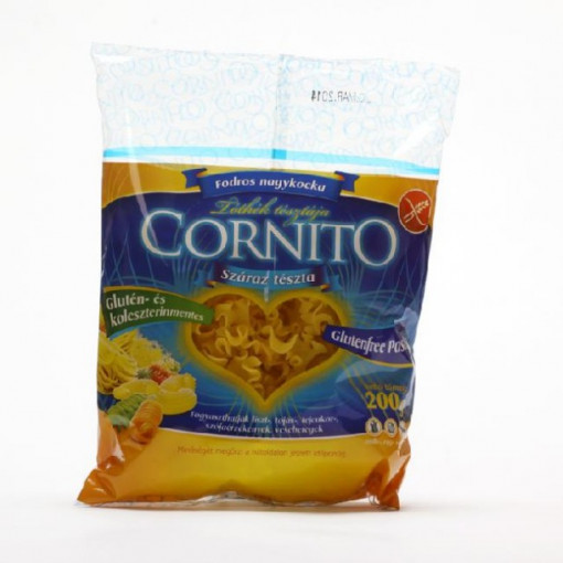 Paste patrat mare ondulat - 200 g - Cornito