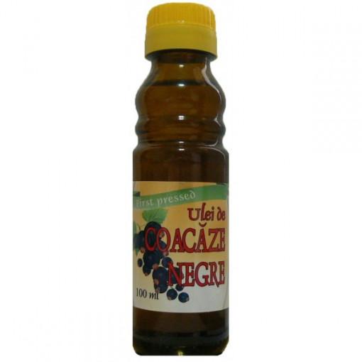 Ulei de Coacaz Negru - 100 ml