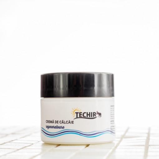 Crema regeneratoare de calcaie - 50 g - Techir