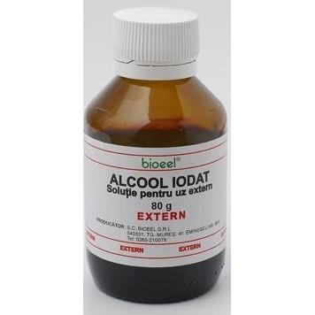 Alcool iodat - 80 g