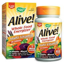 Alive! (fără fier) 30 tablete