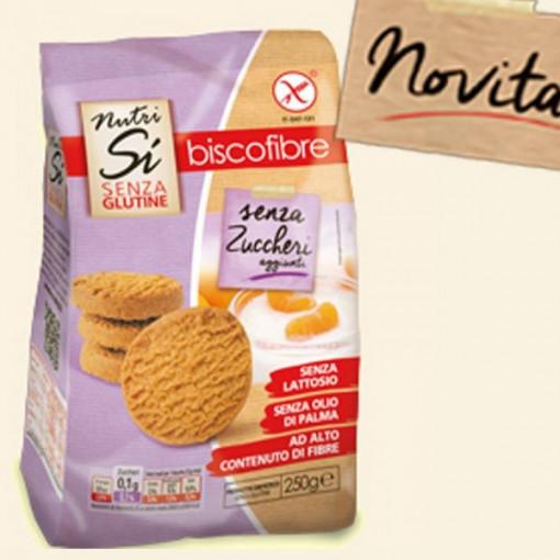 Biscofibre Biscuiti Fara zahar adaugat - 250g - Nutrisi