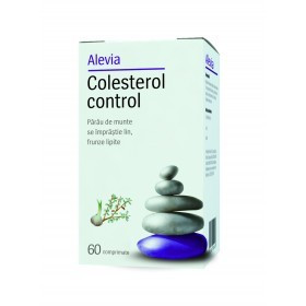 Colesterol control - 60 cps