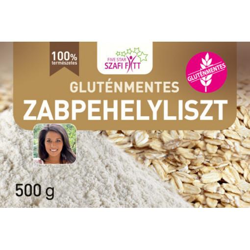 Faina integrala de fulgi de ovaz fara gluten - 500 g Szafi Reform