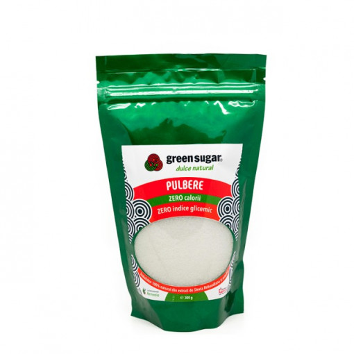 Poze Green Sugar Pulbere - 300 g