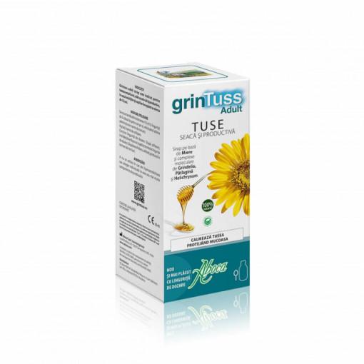 GrinTuss sirop tuse adulti - 180 g