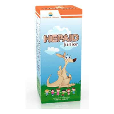 Hepaid Junior - 100 ml