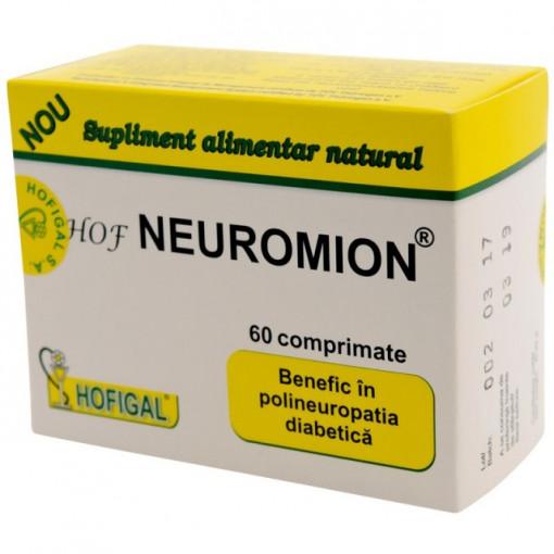 Hof Neuromion - 60 cpr Hofigal