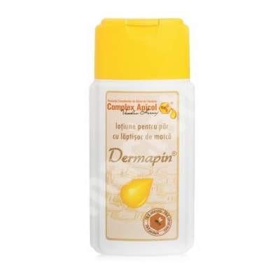 Lotiune pentru par Dermapin - 100 ml