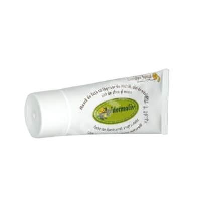 Masca nutritiva de fata Apidermaliv - 50 ml