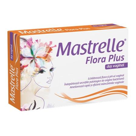 Mastrelle Flora Plus dus vaginal - 10 dz