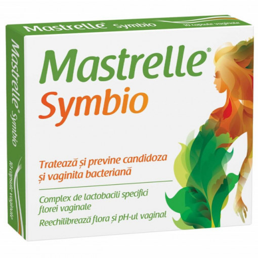 Mastrelle Symbio -10 cps