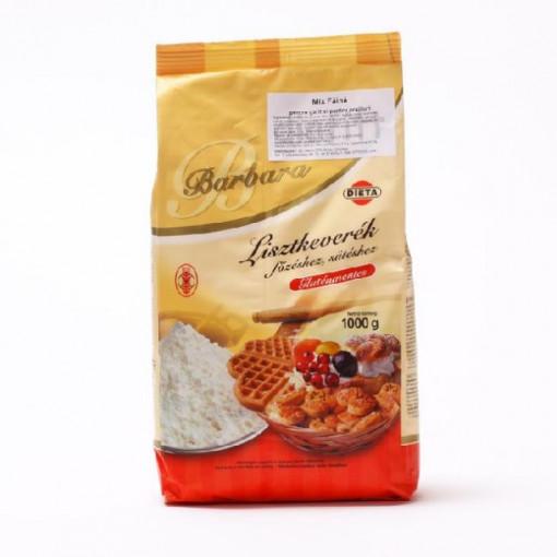 Mix faina pentru gatit si prajituri - 1 kg - Barbara