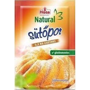Praf de copt fara gluten - 12 g - Haas