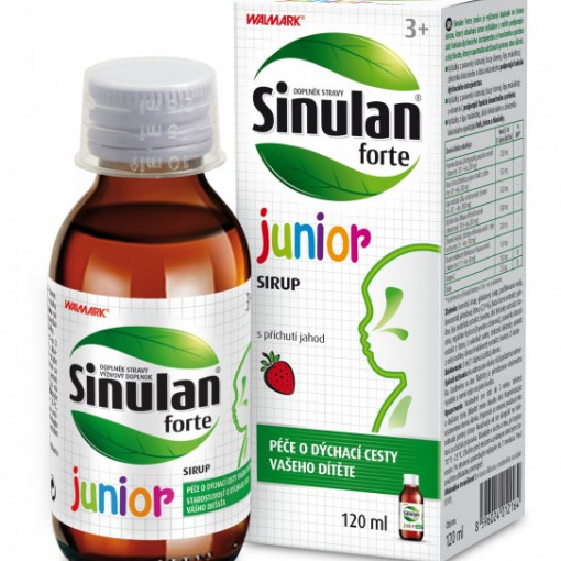 Poze Sinulan Forte Junior - 120 ml