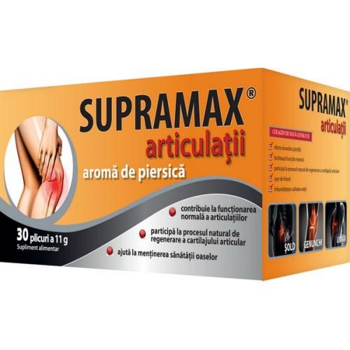 Supramax Articulatii Piersica - 30 plicuri